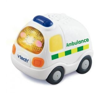Vtech嘟嘟車系列救護車