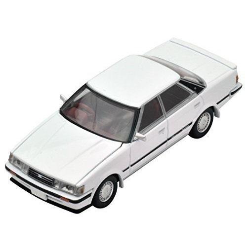 TOMYTEC小汽車 日本車時代10 豐田Toyota MarkII GT Twin Turbo (白色)