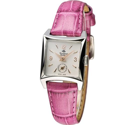 玫瑰錶Rosemont戀舊系列時尚腕錶TN007-SW-EMG