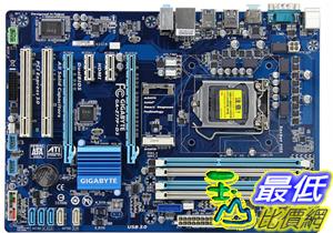 [106玉山最低網 裸裝二手] Gigabyte/技嘉 Z77P-D3 1155針 I3 i5 E31230V2 I7 二代 三代通用