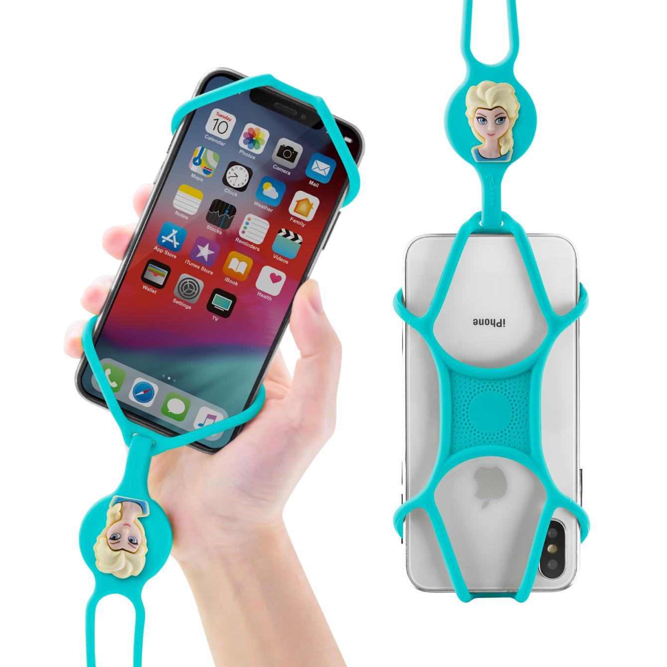 【BONE】頸掛手機綁 -冰雪奇緣