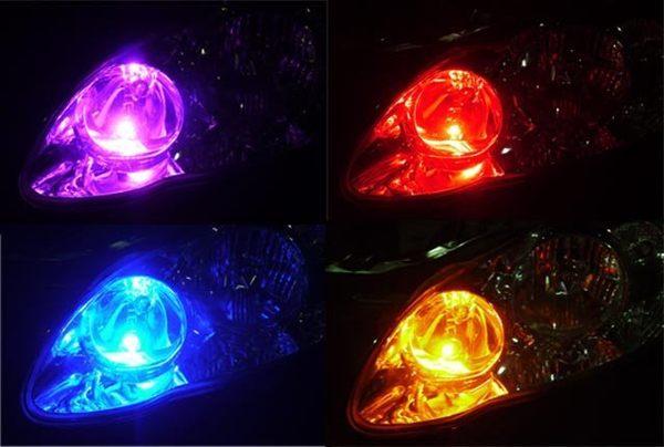 T10流氓燈新款T10 5630 6面3D小炸彈燈泡魚眼凸透鏡投射型超爆亮小燈倒車燈車牌燈