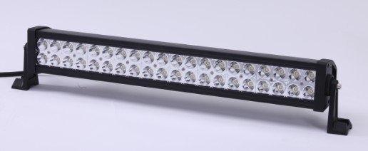120w爆亮 12v~24v長條燈 前後大燈 (白光聚光)LED燈 霧燈 日行燈 探照燈 怪手 貨車 吉普車燈