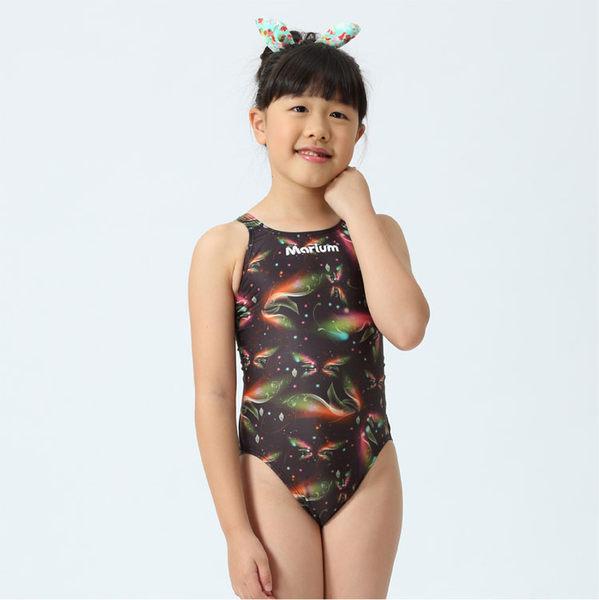 MARIUM小女競賽型泳裝MAR-4011WJ