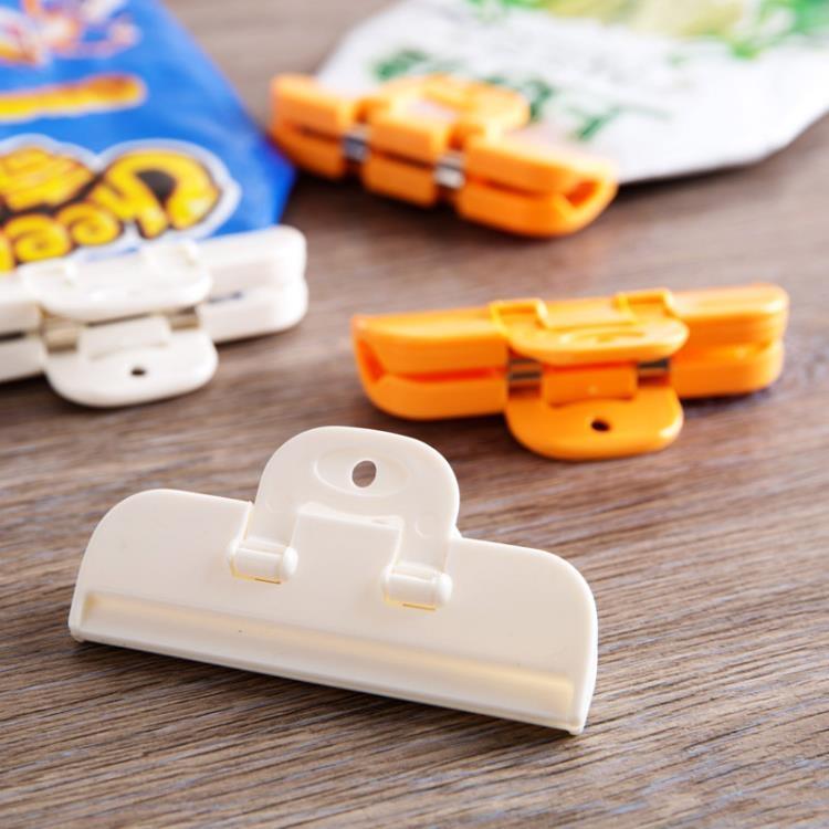 [超豐國際]大號食品封口夾塑料袋食品袋密封夾奶粉薯片袋子封袋夾零食保鮮夾