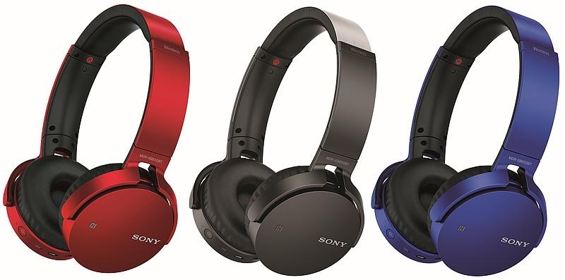 SONY MDR-XB650BT重低音可摺疊藍芽耳罩式耳機多色可選台灣公司貨My Ear台中耳機專賣店