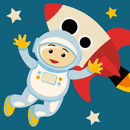 DR046太空寶寶