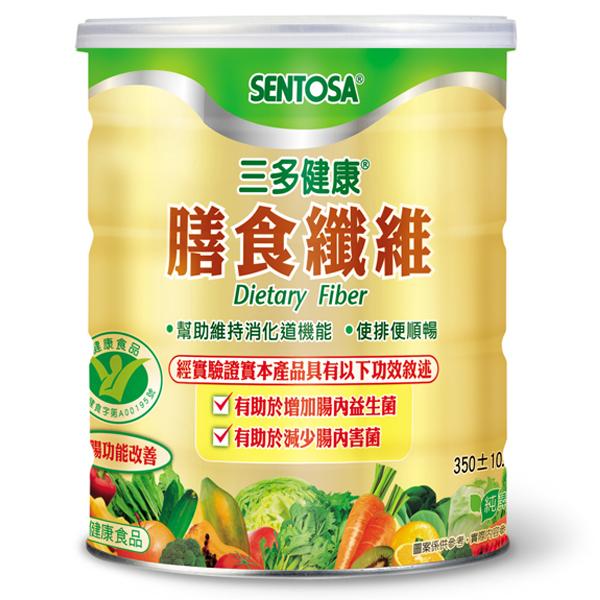 管灌營養品輕鬆順暢三多健康膳食纖維350g罐x1