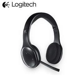 全新LOGITECH羅技無線耳機麥克風H800 2.4 GHz藍牙可折式便於攜帶設計