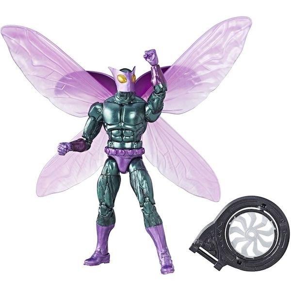MARVEL漫威蜘蛛人6吋傳奇收藏人物系列人偶模型BEETLE 51738孩之寶