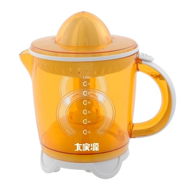 大家源電動柳橙榨汁機柳丁機TCY-6725