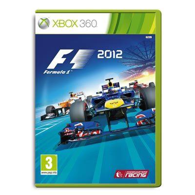 軟體採Go網XBOX360現貨供應可超商取付F1 2012 Formula One一級方程式賽車英文版