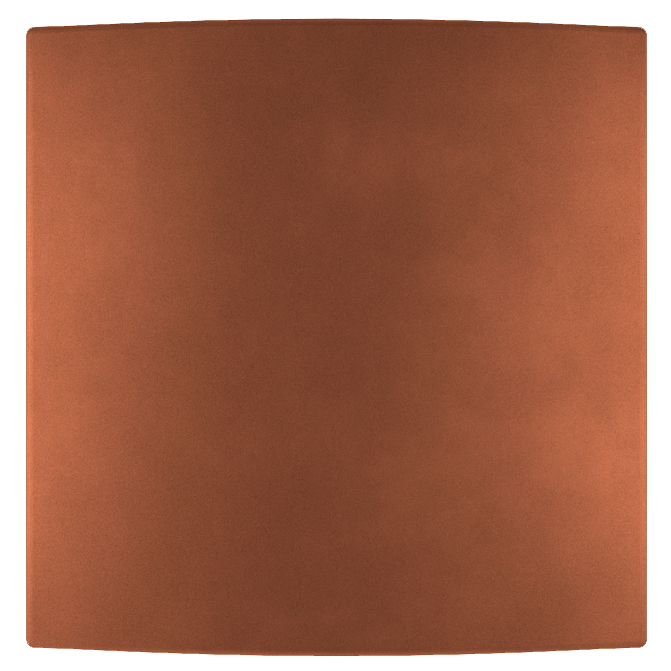 葡萄牙 Vicoustic Cinema Round Premium 豪華圓形劇場 中高頻 吸音棉 橘色 NRC 0.95 595 x 595 x 75 mm