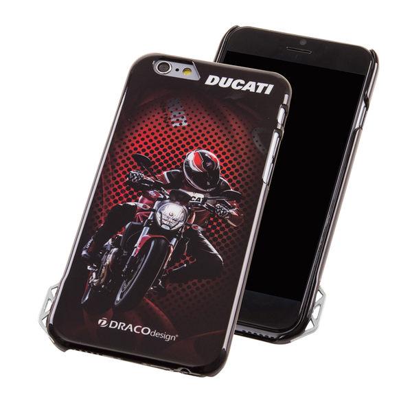 ★送原廠摺疊手機背蓋★DRACOdesign x DUCATI iPhone 6(4.7吋)聯名保護殼/Monster 821