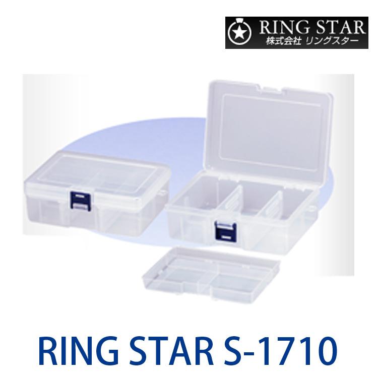漁拓釣具R-STAR S-1710收納盒
