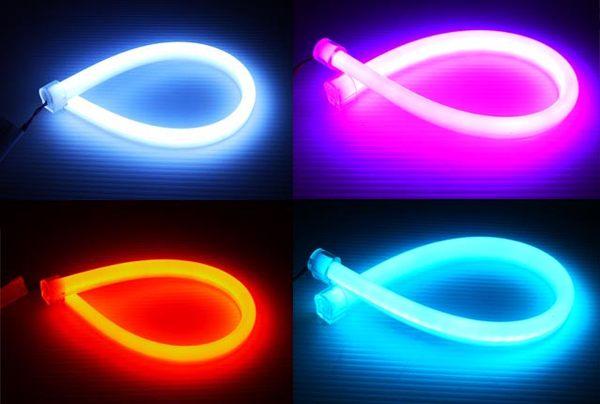 光太郎高優質無燈珠感30cm單色導光條淚眼燈日行燈冰藍粉紫黃紅白超籃方向燈