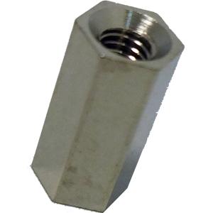 [ 中將3C ]   10mm雙母細牙銅柱 4入   55-5201-AS