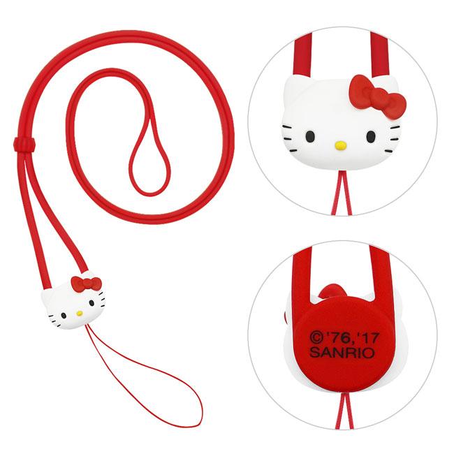 Hello Kitty手機長掛繩三麗鷗正版授權GARMMA