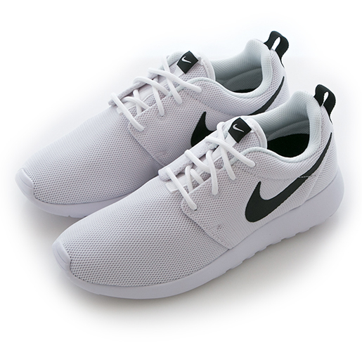 Nike耐吉W NIKE ROSHE ONE經典復古鞋844994101女舒適運動休閒新款流行經典