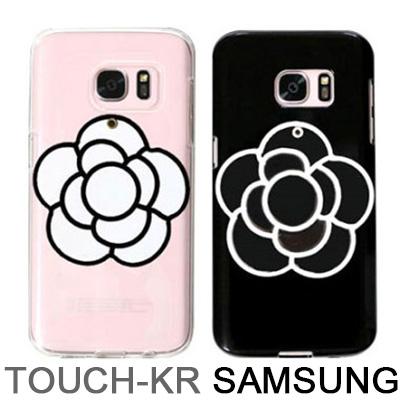 【特價/停產】韓國 山茶花鏡子軟殼 手機殼│S7 Edge A8 2016│z7709