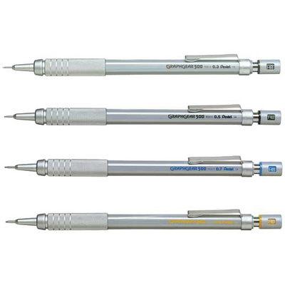 Pentel 飛龍牌 PG517 製圖鉛筆 0.7