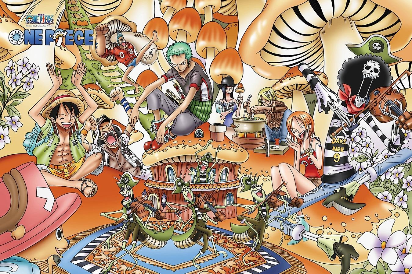 拼圖總動員PUZZLE STORY航海王-四季之秋PuzzleStory海賊王One Piece 1000P