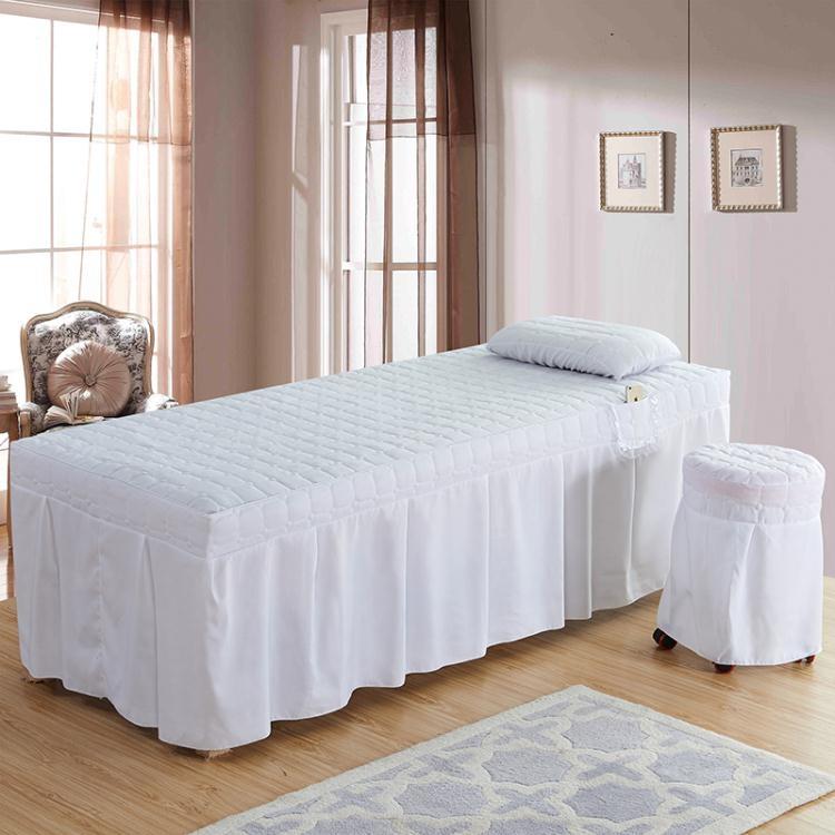 美容床特價促銷美容床罩單件美容按摩理療推拿洗頭床專用床罩可訂做寬度60 70cm