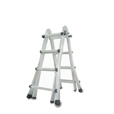 多功能可調式折梯-耐重6.5尺-TLB16