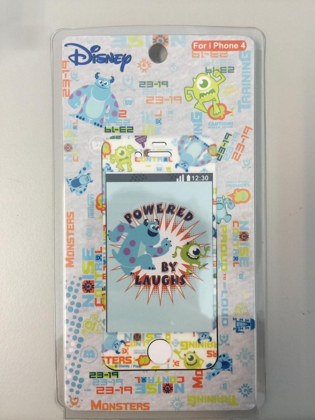 漢博迪士尼正面保護貼Samsung note2迪士尼卡通明星系列
