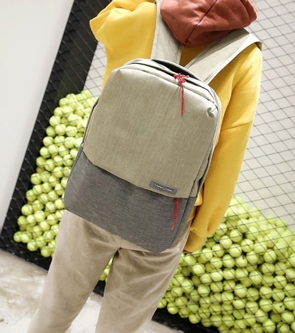 熱銷日韓Canvas Bag高級帆布料帆布包男女手提肩背包斜背包旅遊旅行行李運動後背包