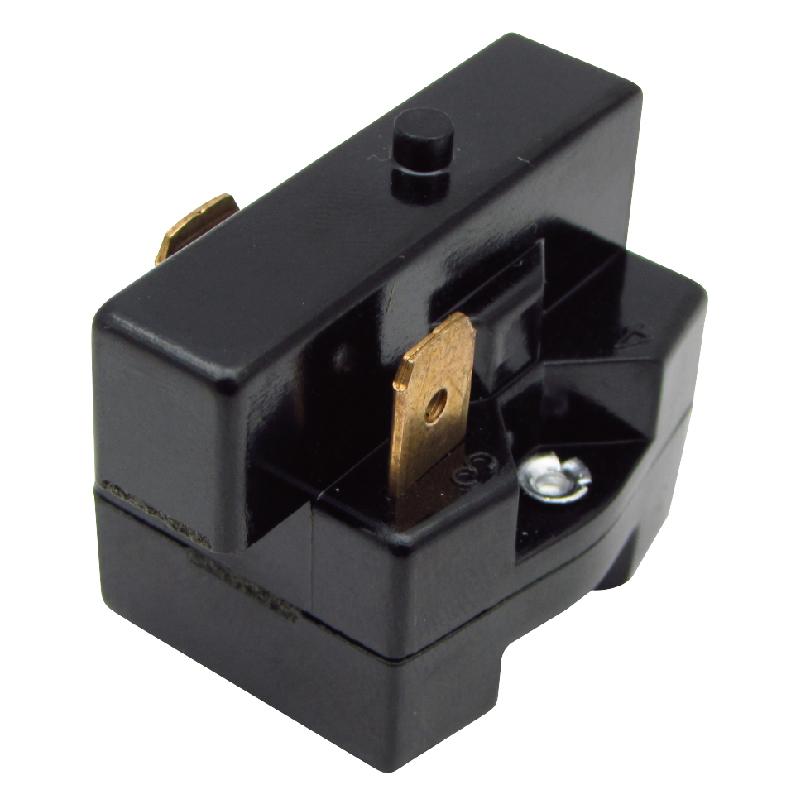 2P墨西哥大黑冰箱起動器冰箱啟動繼電器啟動器