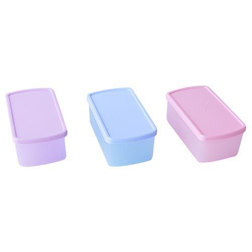 九元生活百貨條紋保鮮盒保鮮盒