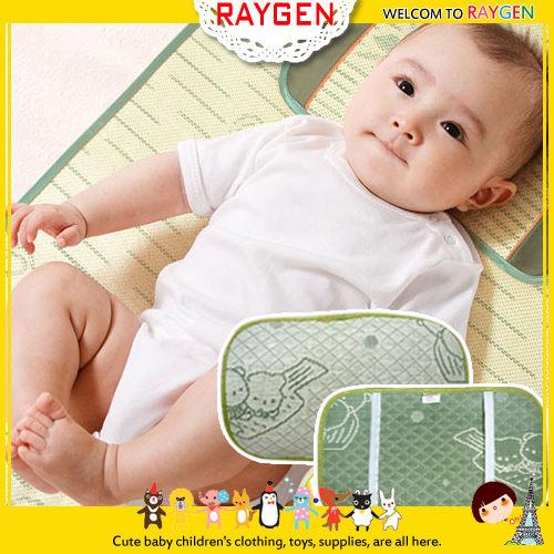 寶寶天然植物纖維籐編涼蓆枕頭墊/枕蓆/枕套/涼蓆坐墊
