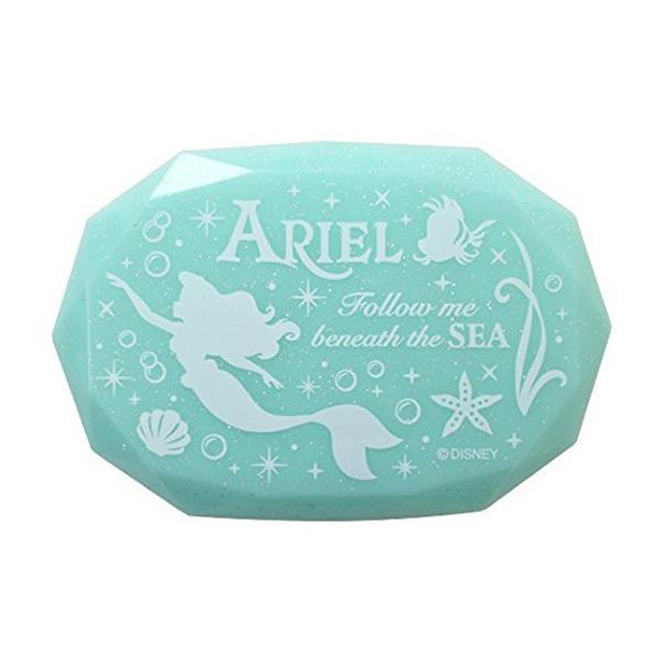 日本迪士尼Disney小美人魚濕紙巾蓋攜帶式小包裝用