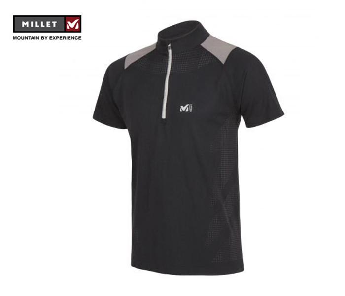 丹大戶外【MILLET】法國 LTK SEAMLESS 男款排汗衣 MIV4953 三色可選