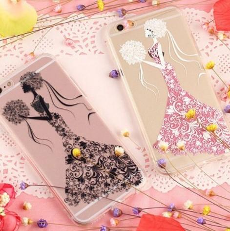 【現貨】 手機殼 蘋果 iphone 6s 蘋果 6 plus 手機保護套 創意 彩繪 禮品套 精緻