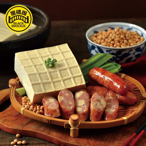 【黑橋牌】360g豆腐香腸(2019新上市)+360g豆腐香腸