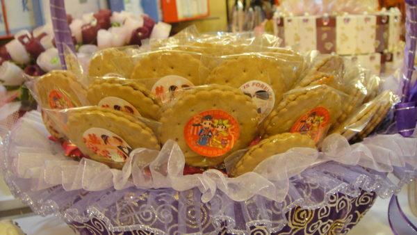 麥芽糖餅喜糖婚禮用品皇家結婚用品百貨