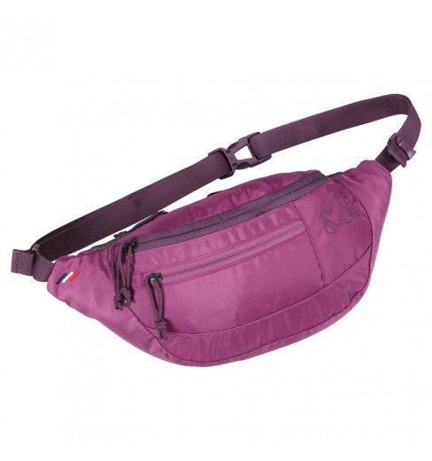 【山水網路商城】MILLET日系風格腰包 ~小米小米!輕便腰包 MIS 0482 晶紫 男女兼用
