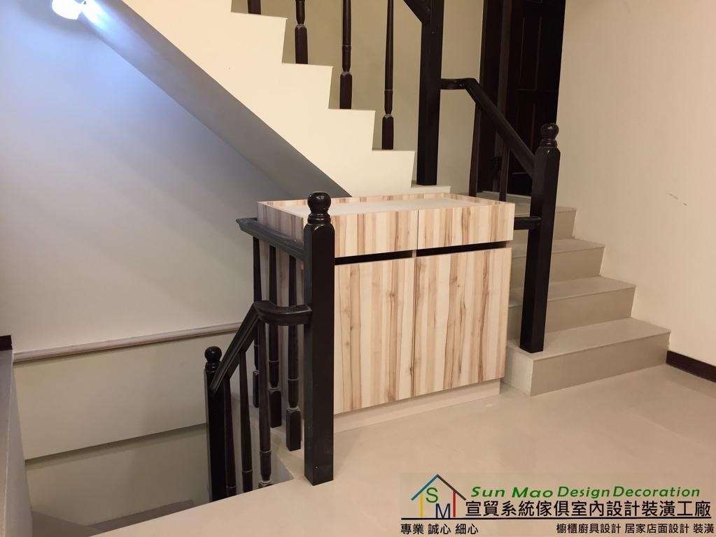 系統家具系統櫃木工裝潢平釘天花板造型天花板工廠直營系統家具價格矮收納櫃-sm0897