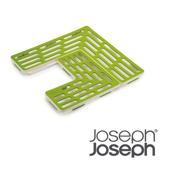 《Joseph Joseph英國創意餐廚》★好組合瀝水墊 (白綠)★85036
