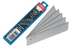 義大文具批發網~SDI 1450高硬度美工刀片(大)