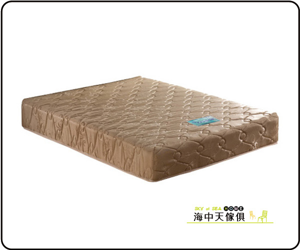 海中天休閒傢俱廣場A-15居家特賣床墊系列HES金鑽緹花3.5尺彈簧床