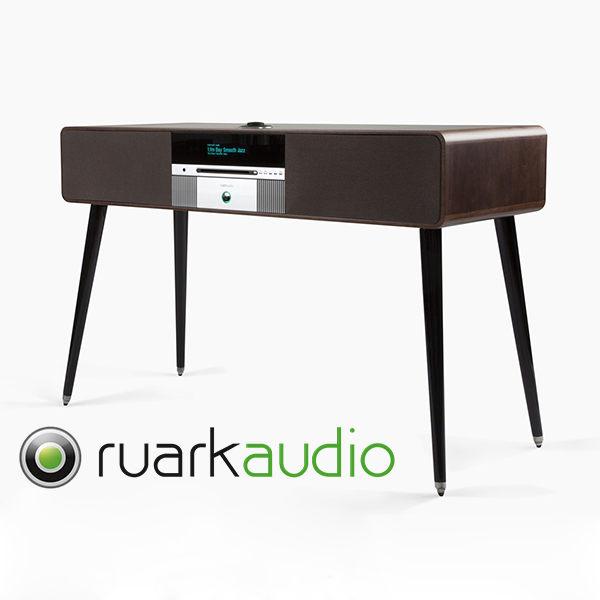 RUARK R7 All-in-one音響支援CD WiFi FM藍芽DLNA光纖核桃木原木藍牙喇叭