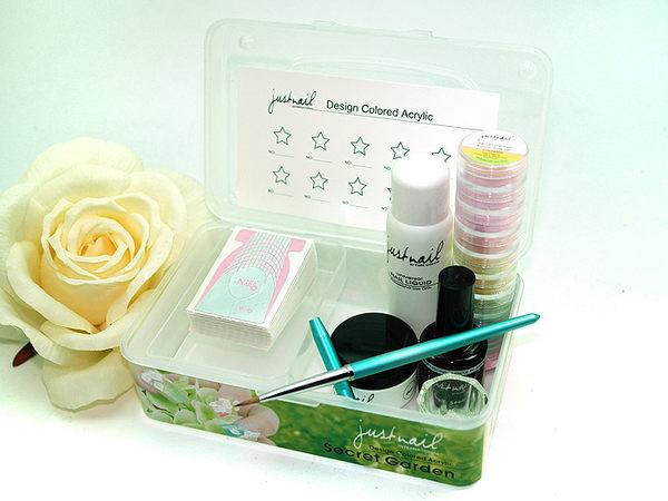 JN 3D粉雕組合含純淨佳人粉雕粉組筆溶劑.甜心美甲材料