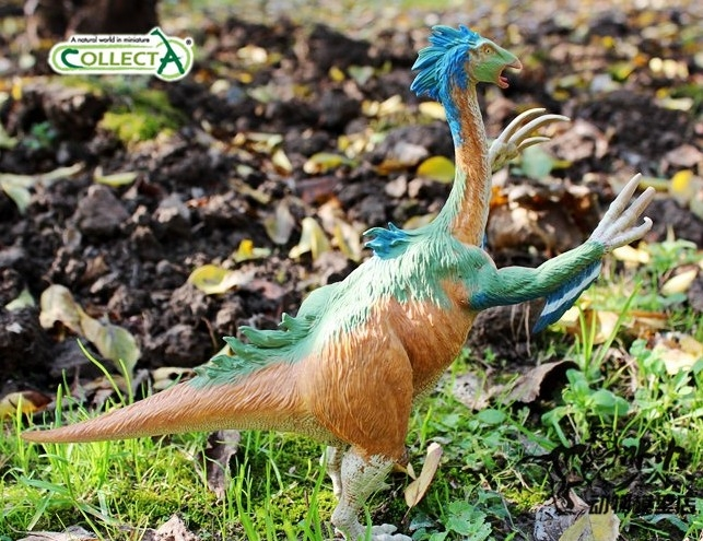 協貿國際侏羅紀世界恐龍模型玩具鐮刀龍