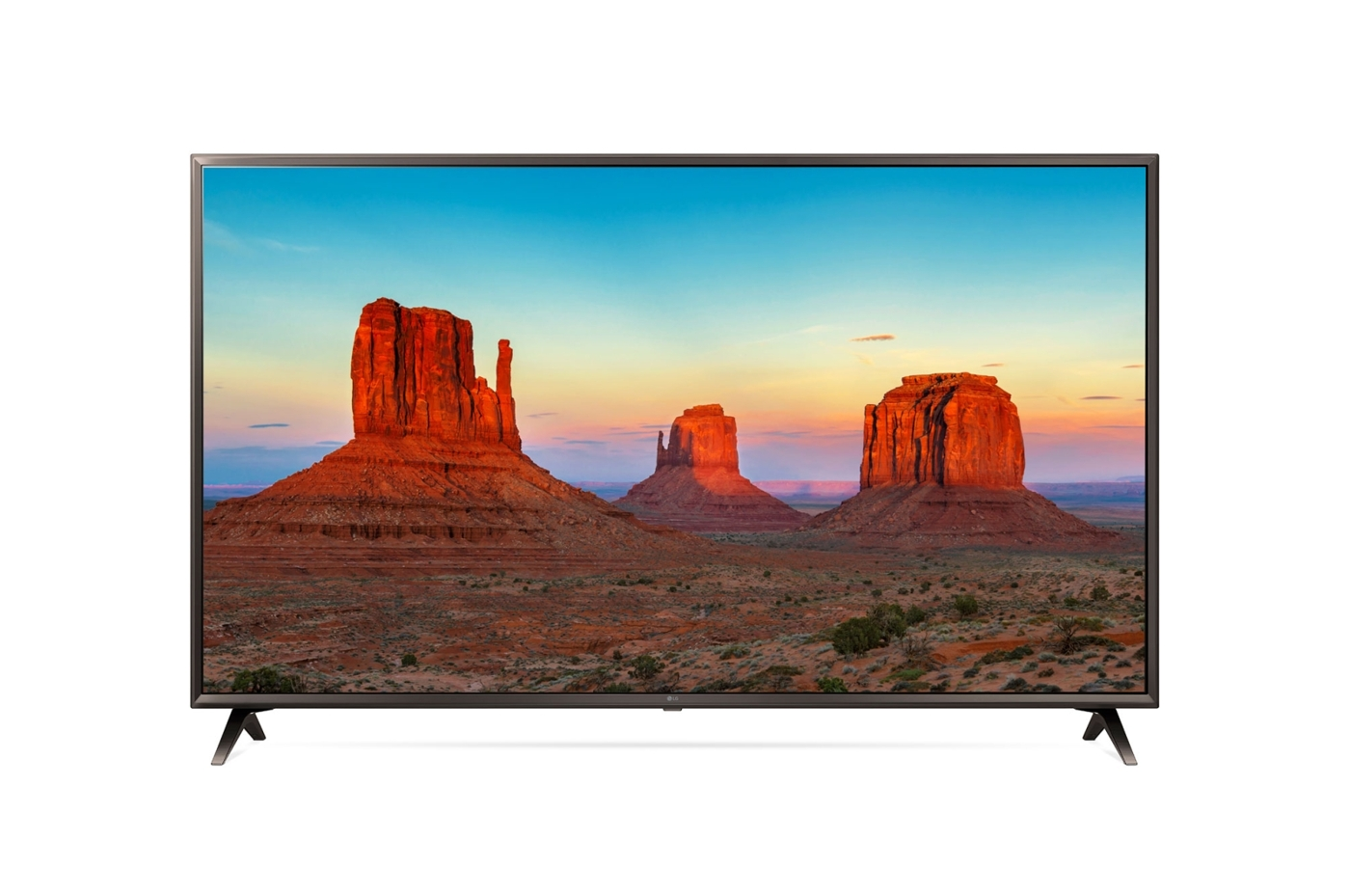LG UHD電視43吋43UJ630T 4色4K硬板雙規HDR IPS含安裝