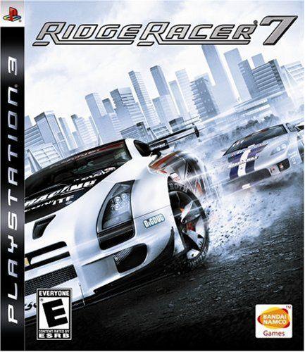 PS3 實感賽車7 -英日文美初版- 非BEST版 RR7 Ridge Racer 7