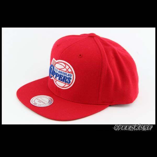 SP美國購入M&N MITCHELL&NESS SNAPBACK基本款快艇隊紅色棒球帽SNAP028
