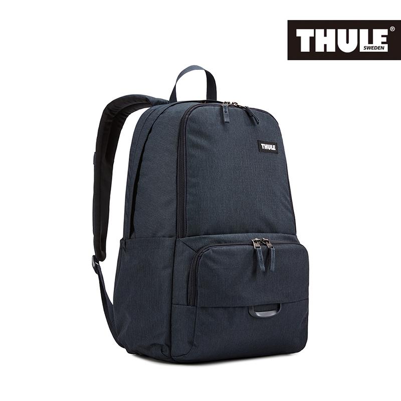THULE-Campus 24L電腦後背包TCAM-2115-灰藍